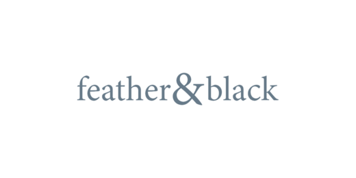 Retailer Feather Black