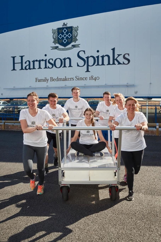 Bed Race Team 2