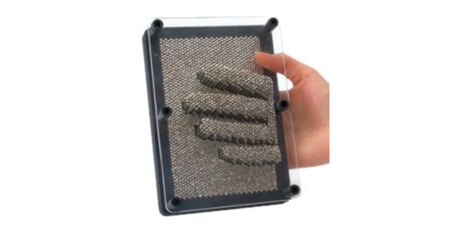 Pin Art Hand
