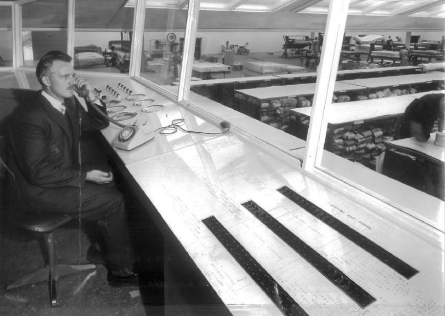 Employee In Factory