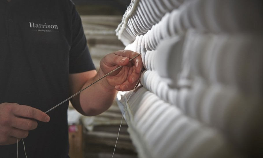 Journey Mattress Stitching