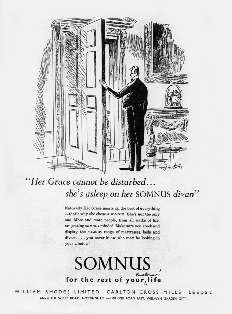 Her Grace Advert