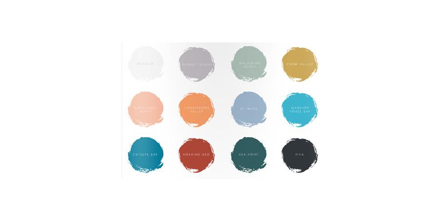 Chroma Trend Palette