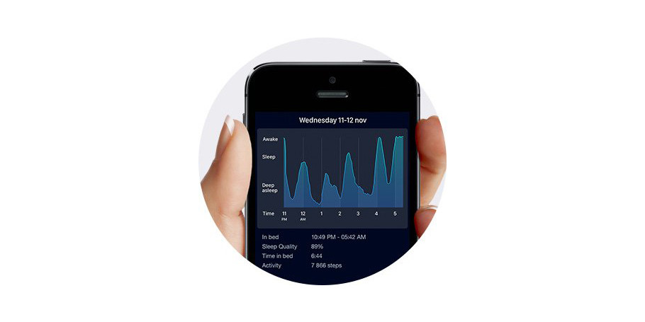 Sleepcycle In Hand