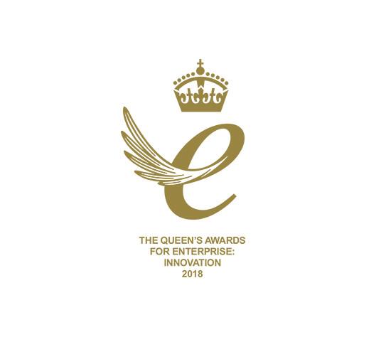 Queens Awards Innovation 2018 GOLD 2021 07 01 131852