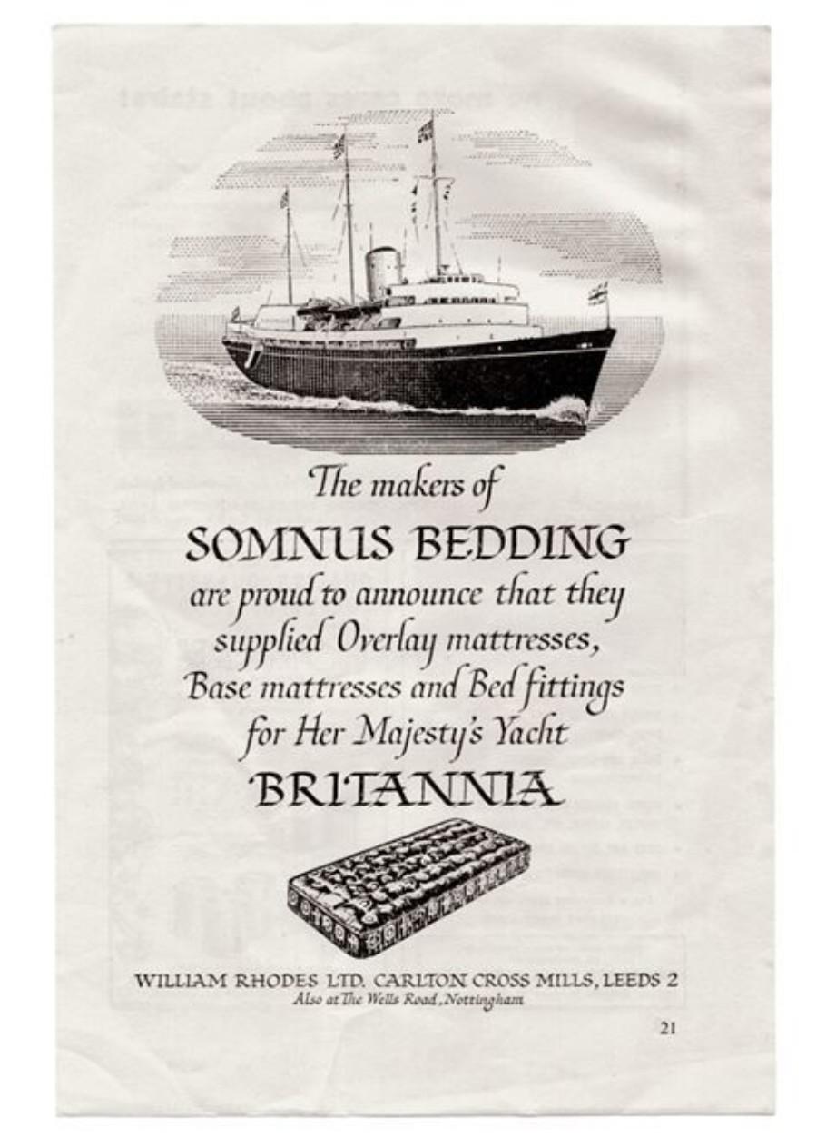 Britannia Boat