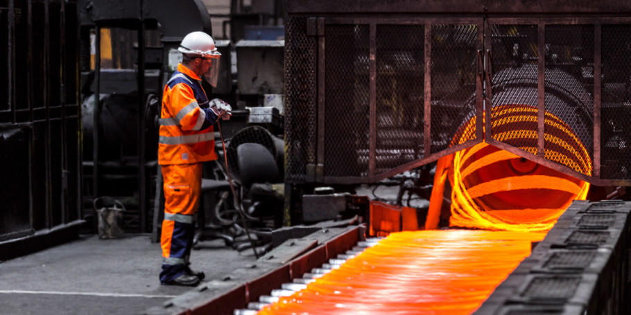 Wire-rod-being-manufactured-at-British-Steel-in-Scunthorpe