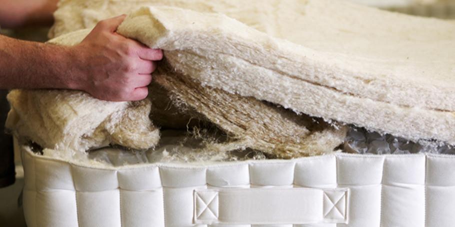 Wool fillings