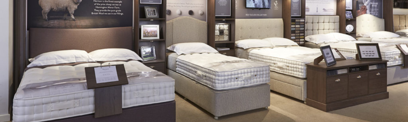 Beds In Store Harrison Beds