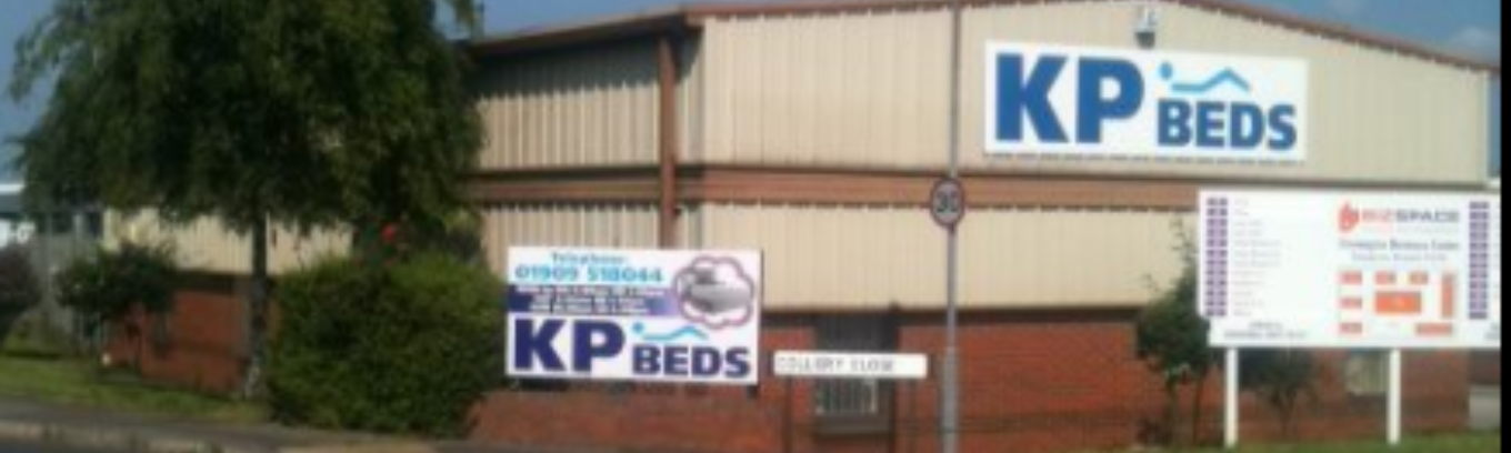 Kp beds store