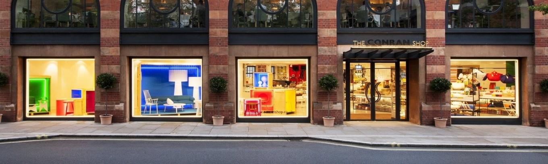 Conran And Partners The Conran Shop Marylebone 4X3 5